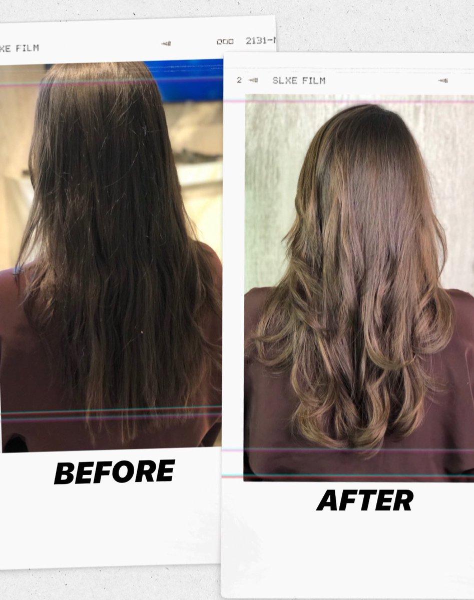 New hair! 😘🌈 https://t.co/0x21F1vtjS