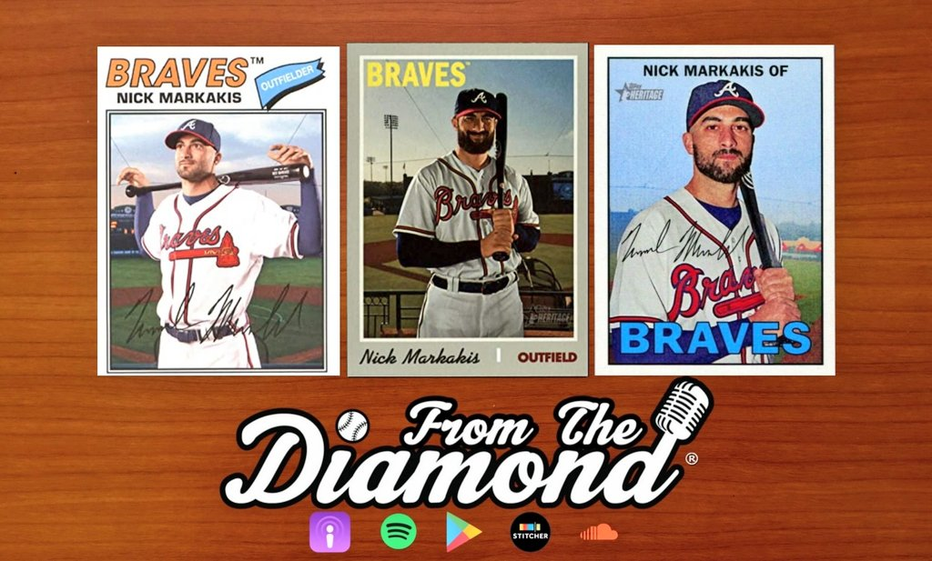 New @FromTheDiamond_:   @GabeBurnsAJC joins to talk Nick Markakis' opt-out and latest #Braves stories. Also: #MLB schedule, testing and more with @BillRohland.  Apple https://t.co/7yz0cgnjkb Google https://t.co/ebBmfZc8vK Spotify https://t.co/1DQCf65xlV  https://t.co/zwJi8YnmPE https://t.co/Nt43g4mxOu