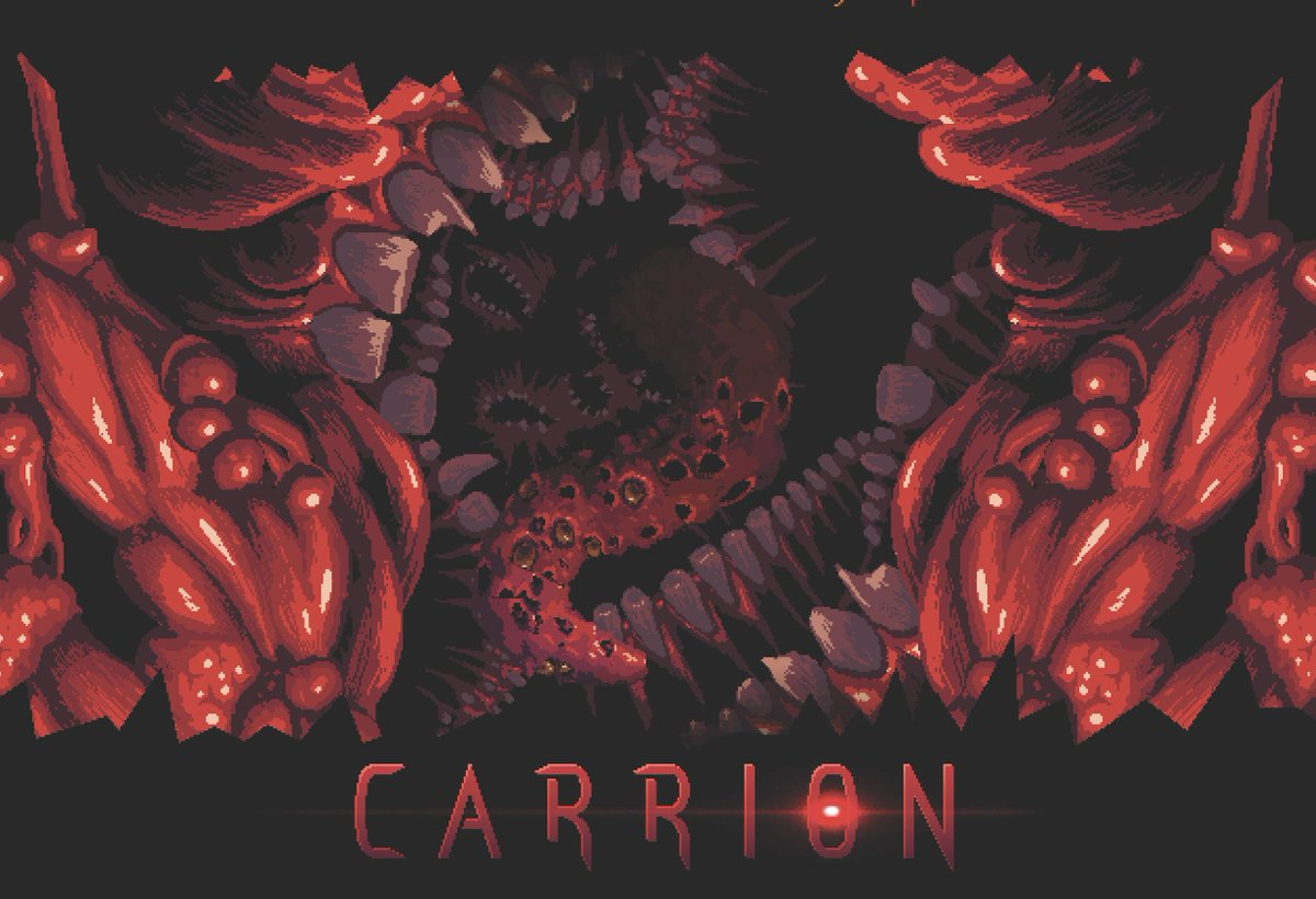 Nintendeal On Twitter Carrion Comes To Nintendo Switch On July