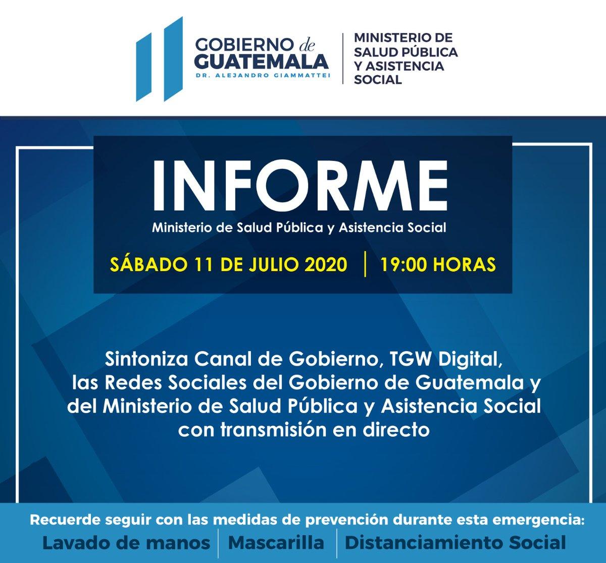 test Twitter Media - #AHORA El MInisterio de Salud anuncia que dará informe este sábado a las 19:00 horas. https://t.co/dMcHWc6Kfb