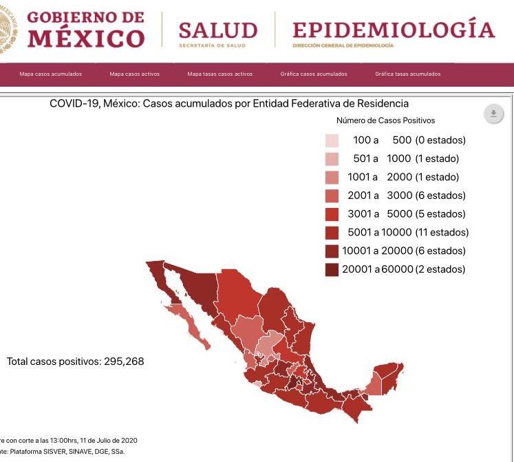 6 mil 94 nuevos casos de #Covid19 en México: @SSalud_mx https://t.co/hUBN4JZDNN