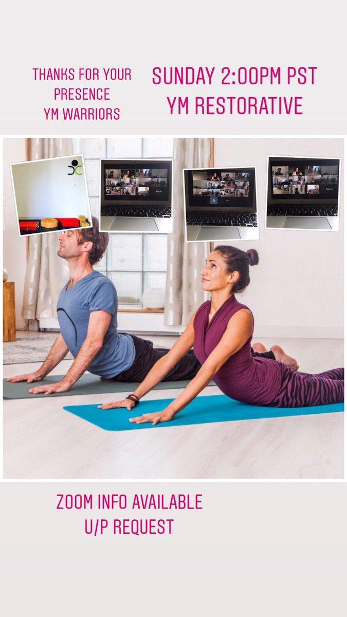 #julyandaugust2020 #yoga #yogimani #livestreaming #zoom #yogaeverydayat10ampst  #yogaeverymondaytosaturdayat10ampst #yogaeverysaturdayat10ampst #yogaeverysundayat2pmpst #yogapractice #yogateacher #yogainspiration  #yogaeveryday #yogalife #yogaclass #yogaeverywhere #yogatherapypic.twitter.com/HegGIGwPZu