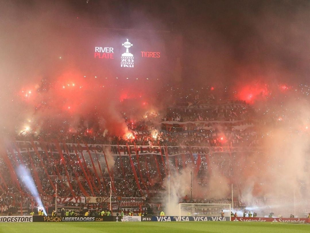 Buenas noches #River ⚪🔴⚪ https://t.co/8r3ySVOMBa