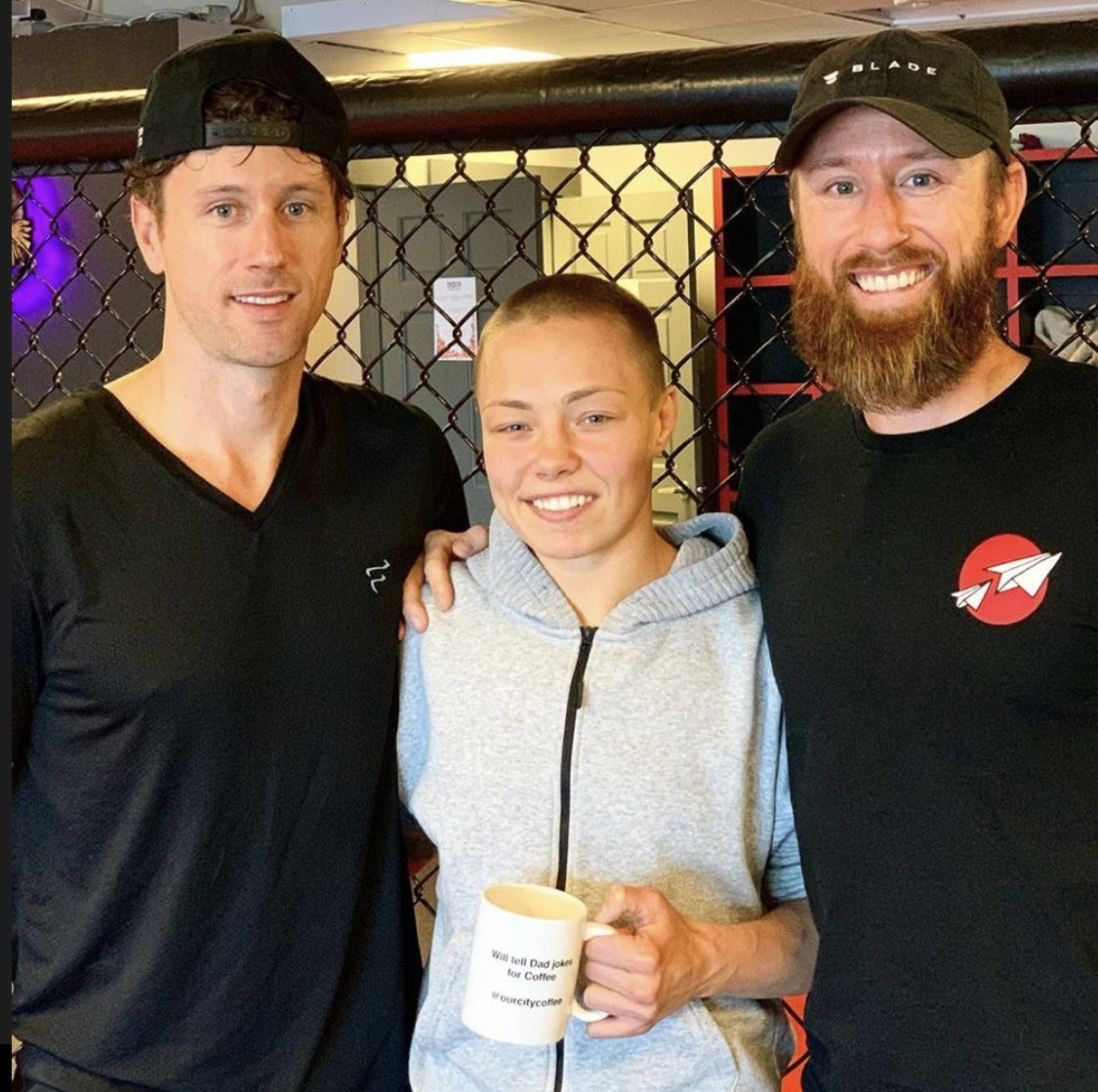 A little biased tonight watching #UFC251  @rosenamajunas is obviously a badass, but she's also one of the nicest humans we've ever worked with 🌹   📸 From a recent collab with Rose & @ourcitycoffee ☕️ https://t.co/GpspcK01b0