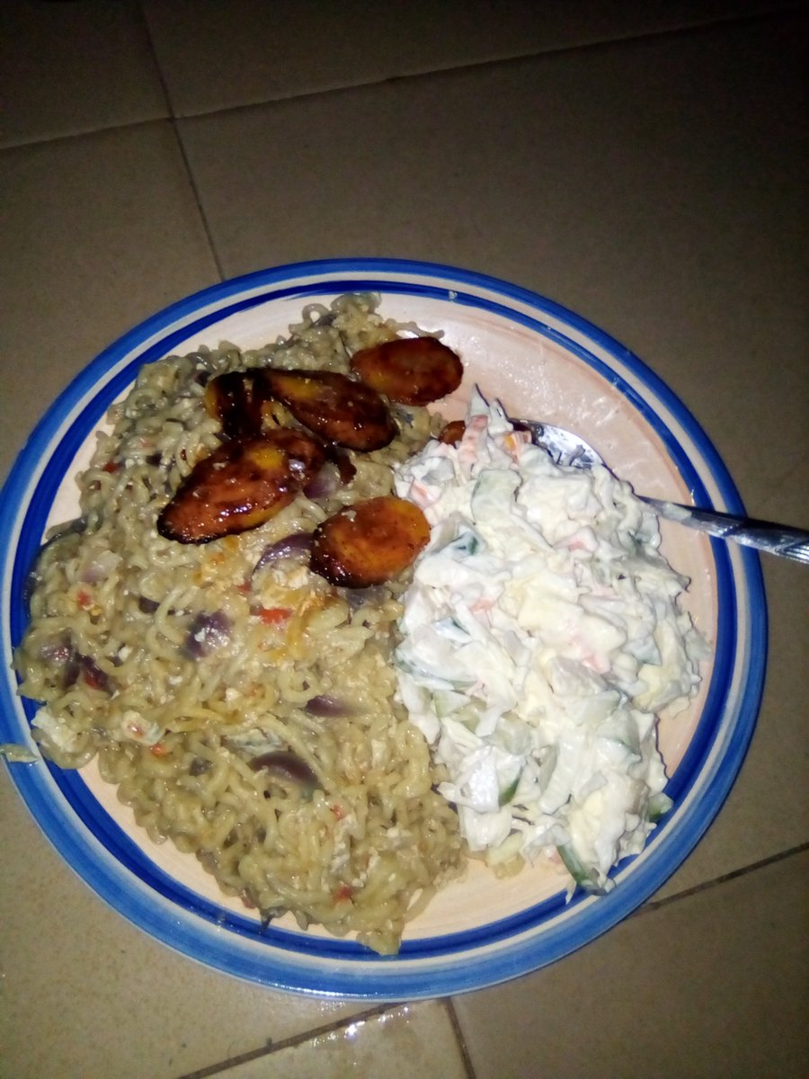 RT @Donaldeze17: #AMOwambe my delicious indomie. Vote for me https://t.co/rrFNleftlz