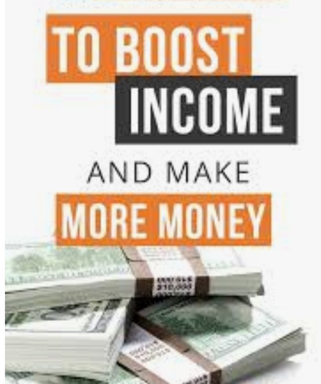 You Can't Increase Wealth By Just Turning It Over In Your Mind. TAKE ACTION!