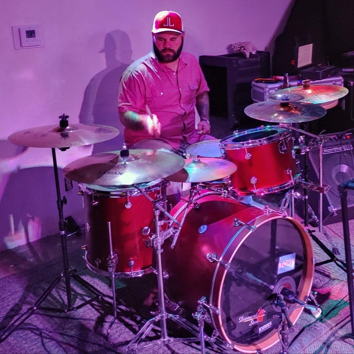 Keep practicing. Keep your skills sharp.  Grab your pair at https://t.co/AY2eGEECbQ  Jackson Jarrett with Diemond Star Drumsticks  #Drummer #DiemondStar #Drumsticks #FeelTheDifference #PlayTheFeeling #Drummers #Drums https://t.co/humk84BnK6