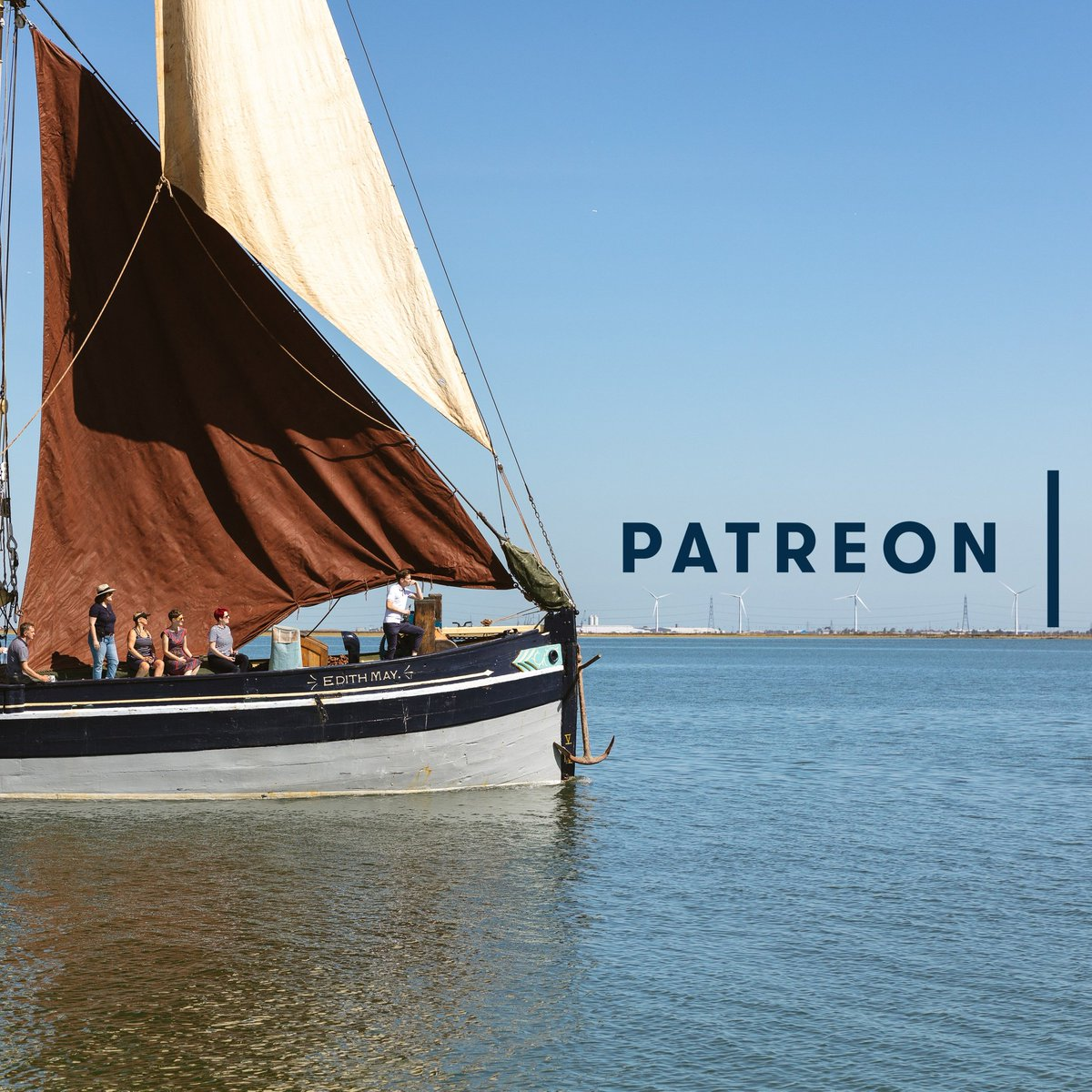 DING DING! The BIG news... No price tag. Free sailing trips. Today we are launching our own Patreon page. Take a look, watch the video, understand our ambition. Come sailing because it's great, subscribe because you want to. patreon.com/tillerandwheel