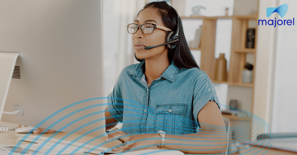 How can customer service representatives work from home while maintaining a connection with customers? We have a four-step plan to help your company achieve this goal during and after #COVID19. #oneMajorel #workingfromhome #CustomerService   https://bit.ly/38MkZ2lpic.twitter.com/9AEA2yWHuK
