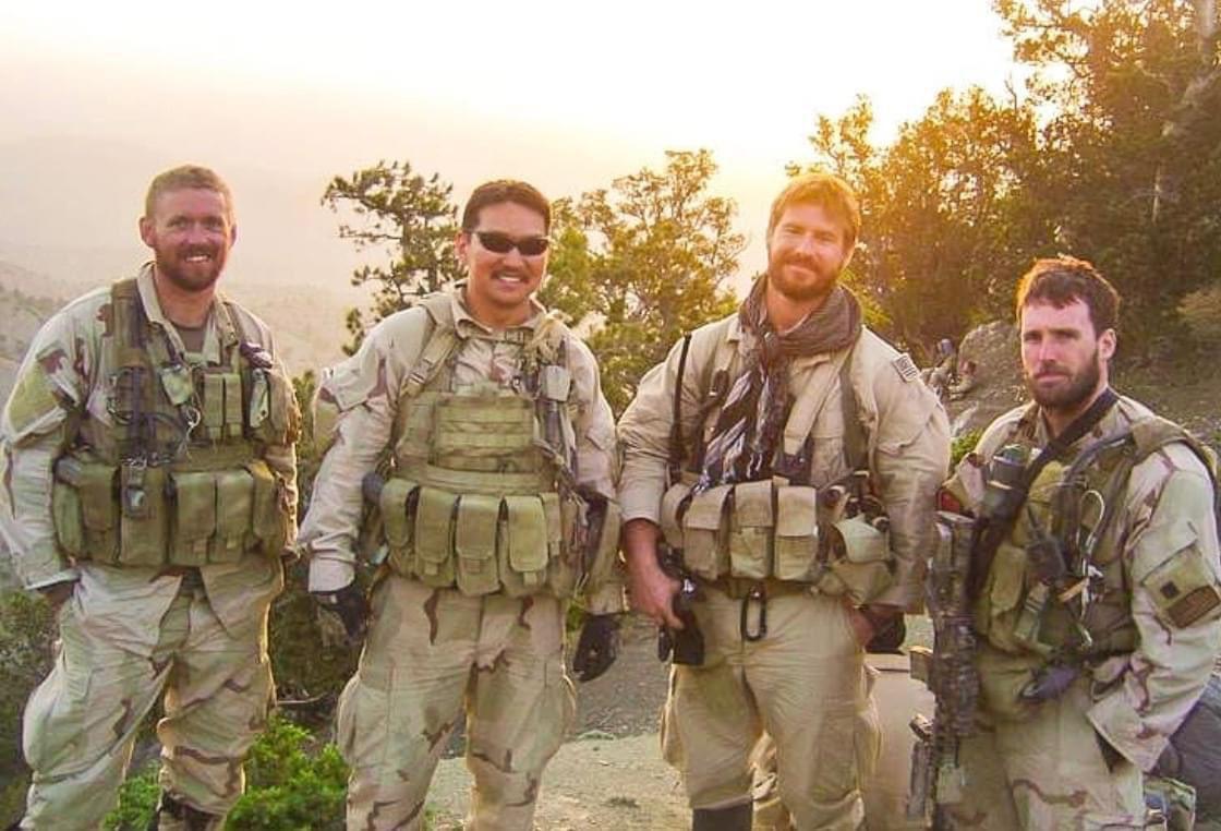 Common men with uncommon valor. #NeverForgetpic.twitter.com/MrT3kEBBue