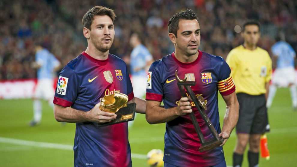 La Liga - Most assists in history for a single season:  20 - Xavi  20 - Messi https://t.co/gvC3gTLqmT