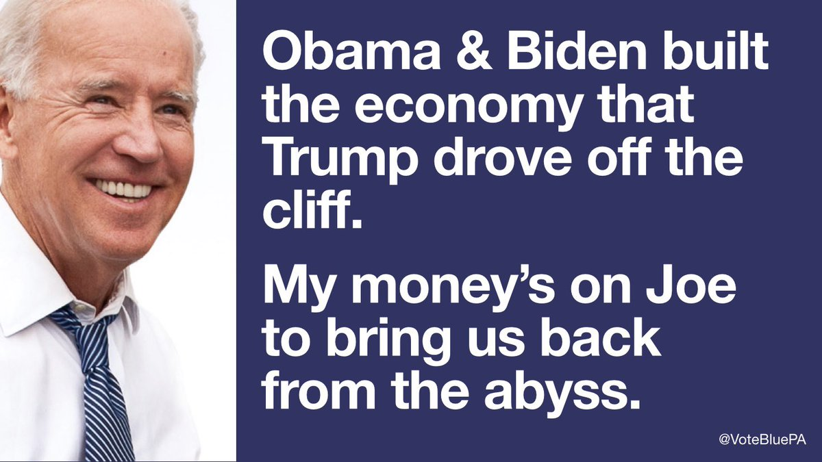 @JoeBiden We deserve leaders who are fit for the job.
