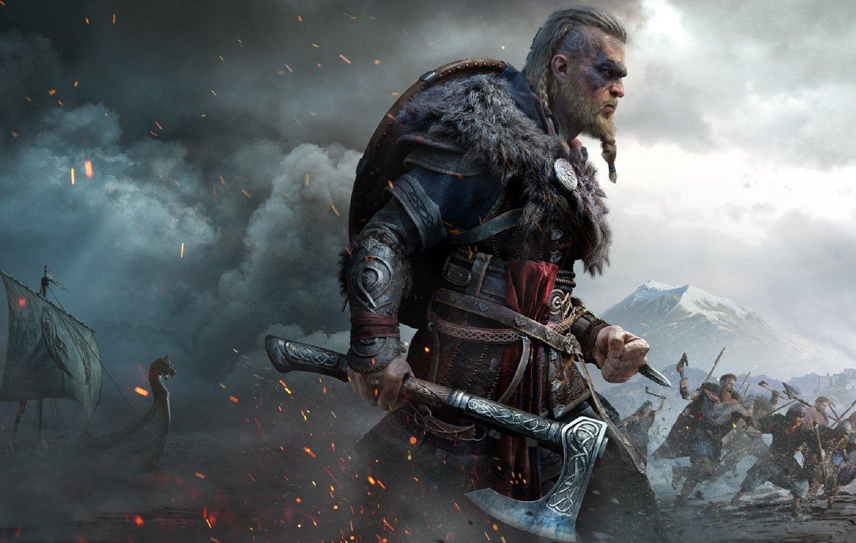 AMANHÃ  teremos mais novidades sobre Assassins Creed Valhalla, fiquem ligados no CANAL! . . https://www.youtube.com/channel/UCfVDHYZxXBmR6MqDnnkELcw/… . #jaksomfivegameplay #jaksomfive #games #assassinscreedvalhalla #valhalla #acv #ac #assassins #creed #assassinscreed #xboxseriesx #playstation5 #ps5 #xsxpic.twitter.com/nCfvNfnJrE
