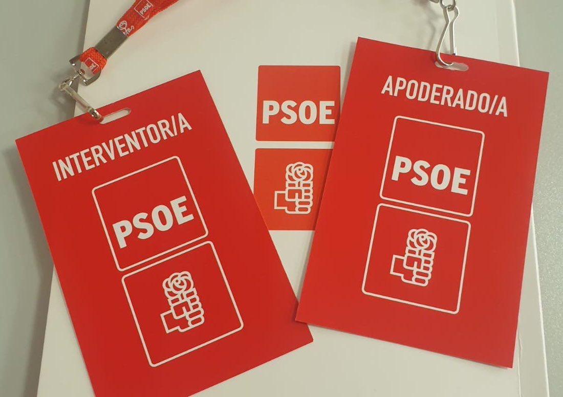🌹🌹🌹 Nuestro agradecimiento y gratitud a los Apoderados/as Interventores/as que representan hoy al #PSOE en este día tan importante de #EleccionesGalicia y #EleccionesVascas.  ¡Sois nuestro orgullo!   Y  a los/as gallegos/as y vascos/as, ¡Feliz jornada electoral! 🗳️  #12J #U12 https://t.co/4Fg8oOuLXR