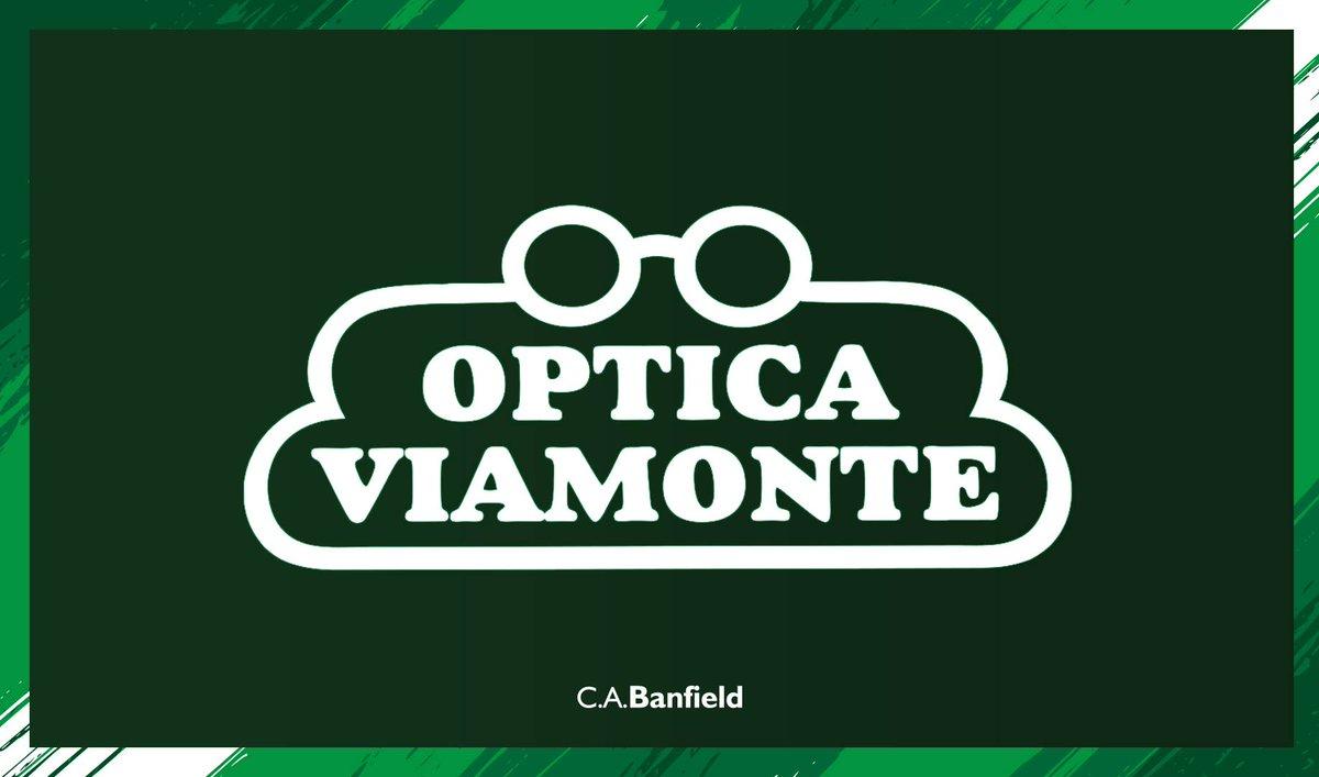 Óptica Viamonte, en Maipú 502 esquina Viamonte, acompaña al Club Atlético #Banfield.   ➡️ 10% de descuento para Socios y Socias presentando carnet. https://t.co/nVtwvTl92L