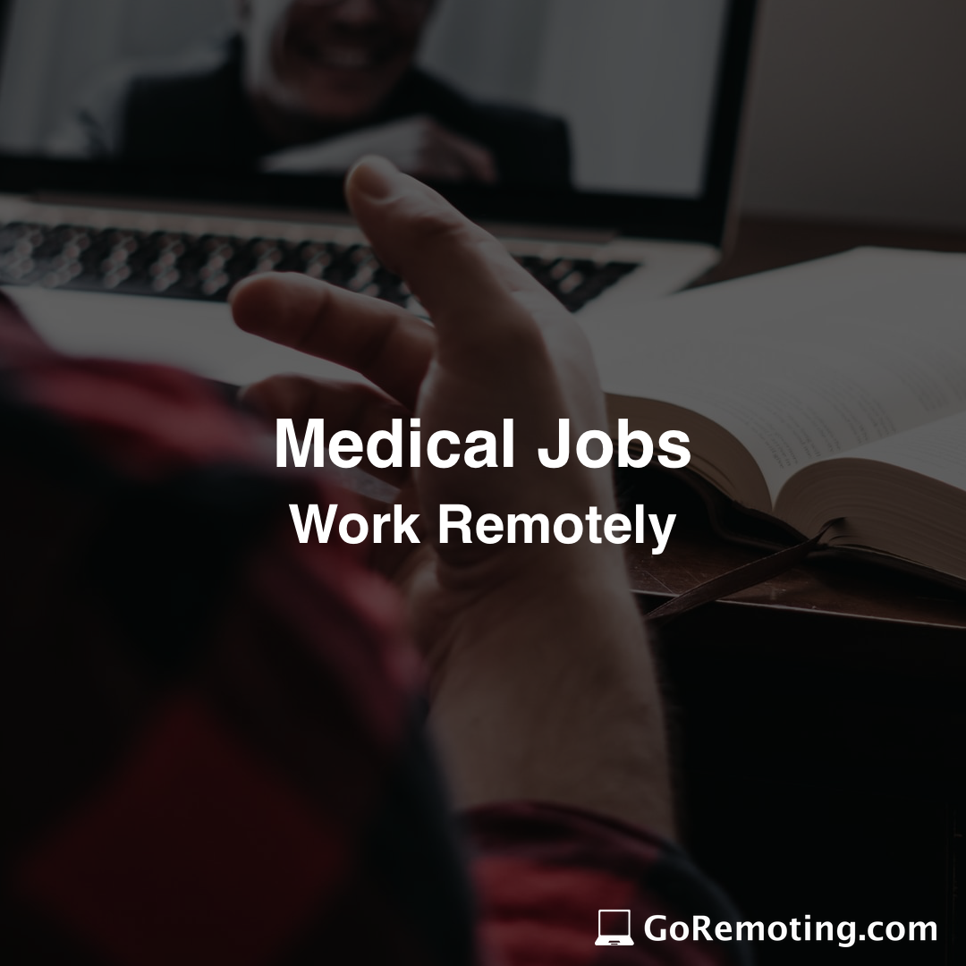 Find remote work at http://GoRemoting.com #medical #healthcare #healthcarejobs #rn #medicaljobs #jobs #work #hiring #job #career #applynow #remotework #wfh #workfromhome #nowhiring #applynow #remote #jobsearchpic.twitter.com/vrr82iDTXl