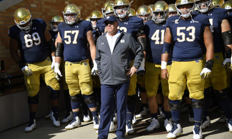 As Notre Dames football schedule continues to get wiped out in 2020, should they be forced to join a conference? What will it take for the Fighting Irish to finally breakdown and join a conference? @ThePoniExpress is taking your calls at 855-212-4227