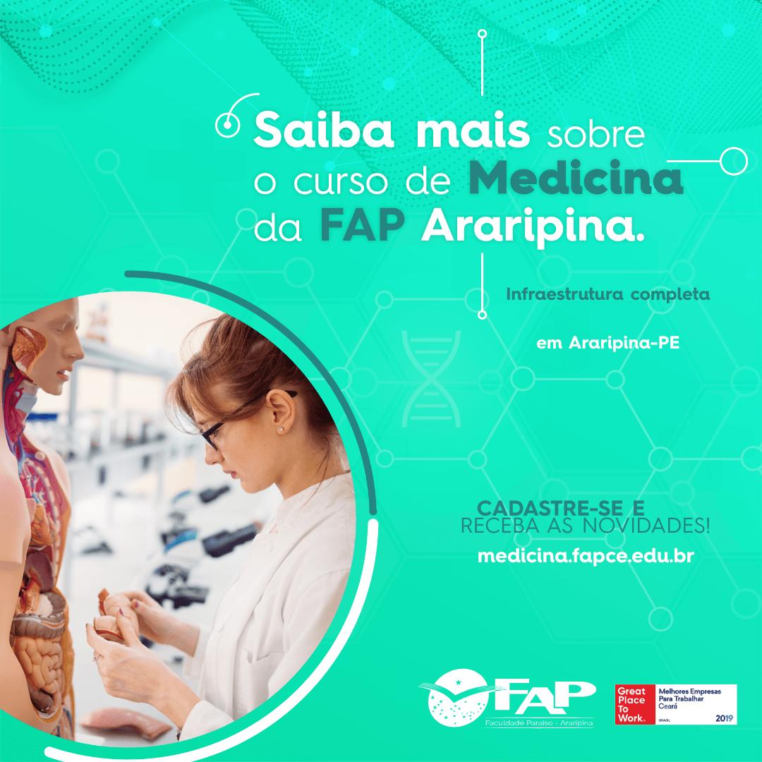 O curso de Medicina está chegando na FAP Araripina!  📍Cadastre-se e receba as novidades: https://t.co/nFg1UbBhLL  #cariri #universidade #educacao #notamaxima #unifapce #saude #medicina #araripina https://t.co/UrGXPOp35z