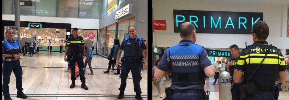 #Handhaving #Politie hebben vandaag #WinkelcentrumZuidplein en er omheen een actie gehouden en verbaliserend opgetreden o.a.voor openbare dronkenschap en slapen in openbare ruimtes. #samenwerking https://t.co/6p7dUgyHSL