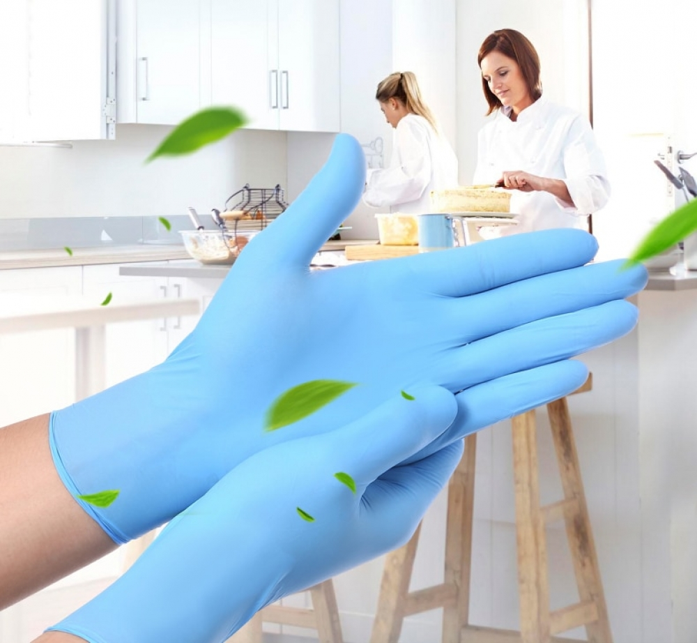 #outfits #style #fashion https://bit.ly/3b0mk62  100 pcs. Disposable Gloves Latex (For Home Cleaning, Garden, Food Preparation, Medical, Cosmetic, Anti Infection) pic.twitter.com/pCEpJ4wvMI