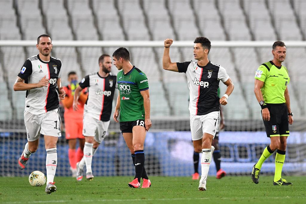 Xem lại bóng đá Juventus vs Atalanta, Serie A – 12/07/2020
