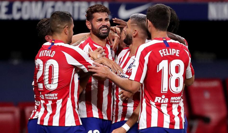 #LACRÓNICA 📝 🏆 Costa rescata a un Atlético contra las cuerdas por el Betis y el VAR, y certifica la Champions. #LaLiga #Atleti #UCL #AtletiBetis ➡ buff.ly/30fouuv