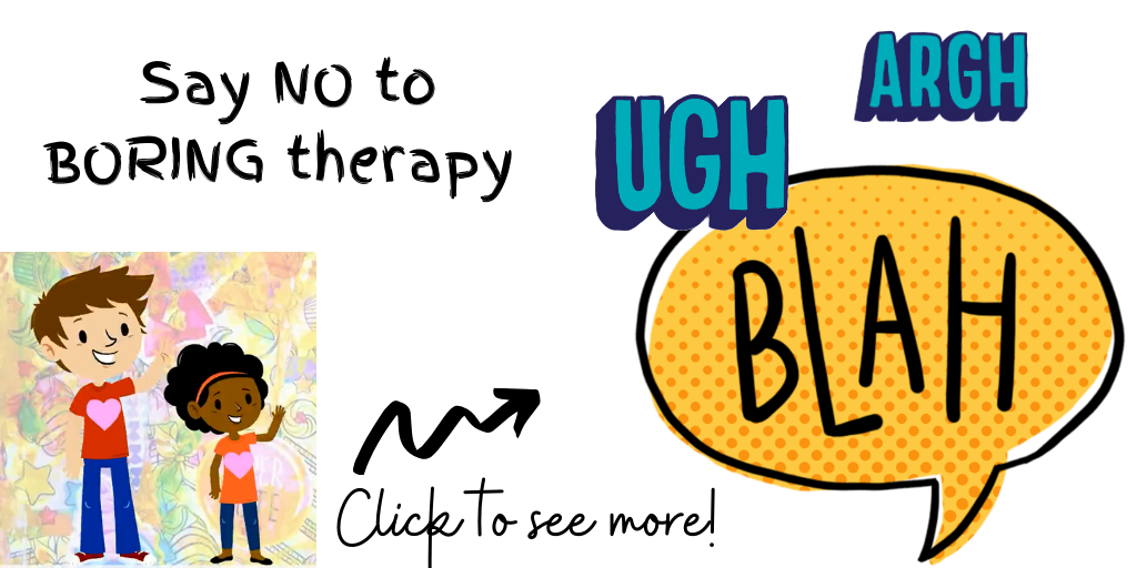 Say NO to boring therapy with kids and teens! …https://teletherapy-with-kids-and-teens.teachable.com/ #schoolcounseling #teletherapypic.twitter.com/CMQ75XjycL