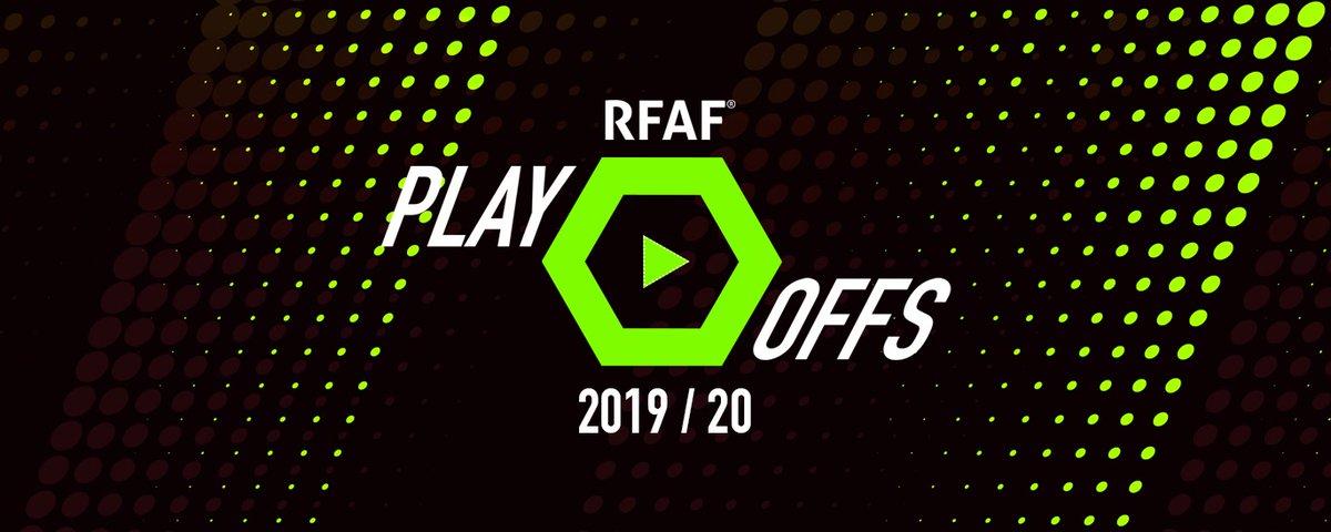 Concluye la primera jornada de los #PlayOffsRFAF con 8 partidos disputados 👉 En #futsal el @AtlBaenense ya es de #Terceradivisión. En #fútbol y #futfem, ya se conocen a los primeros clasificados.  Consulta la crónica y todos los resultados en https://t.co/NxgFC73RdL https://t.co/jbXWMJT9zv