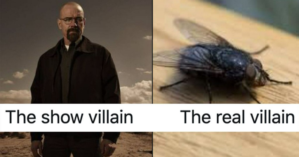 Honest meme identifies the real villains in movies and TV shows