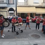 Image for the Tweet beginning: #aculturasegue polas festas de #SanCristovo