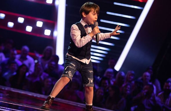 Jimmy on @thevoicekidsuk was priceless! #TheVoiceKidsUK Love this show. So beautifully produced. Excellent coaches. Ultra talented kids. @PixieLott @Palomafaith @iamwill @itsDannyJones