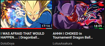 I love how these thumbnails pair each other perfectly @DotoDoya  @LotusAsakura https://t.co/OXf9OkDao8
