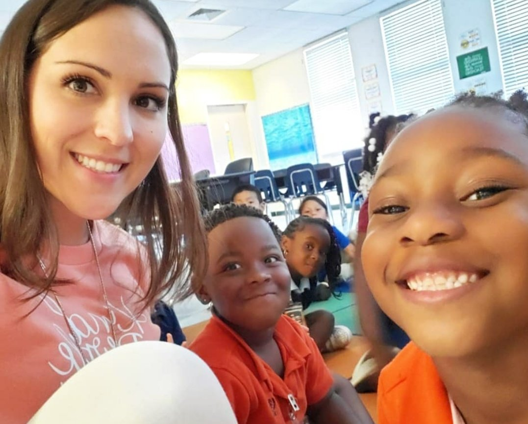 """""""The people who make you smile from just seeing them, those are my favorite people"""" -Missing all my little humans just a little extra lately  Looking forward to when our world heals & we can return to every day to day interactions! #schoolcounselor #schoolcounseling pic.twitter.com/6jaNqvJFQc"""