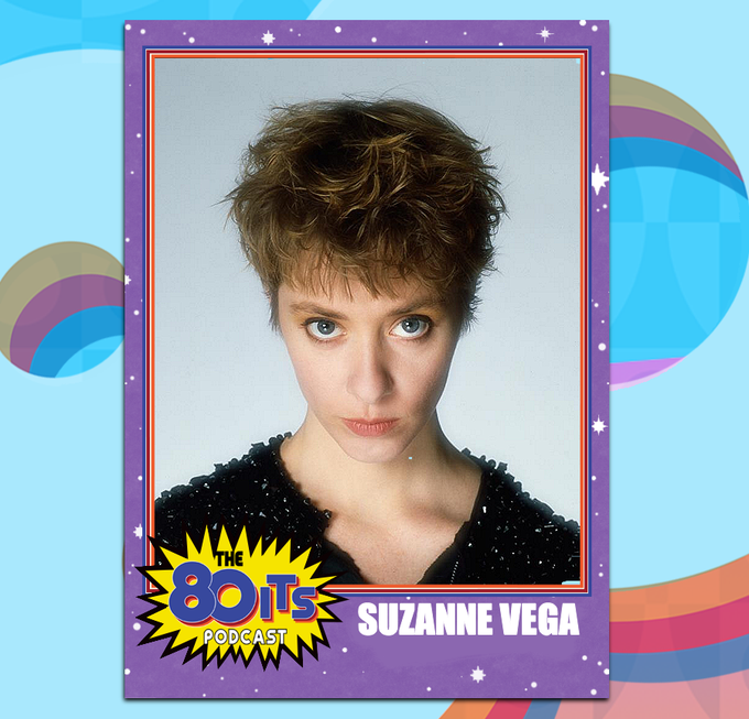 Happy Birthday to Suzanne Vega! What is your favorite Suzanne Vega song?