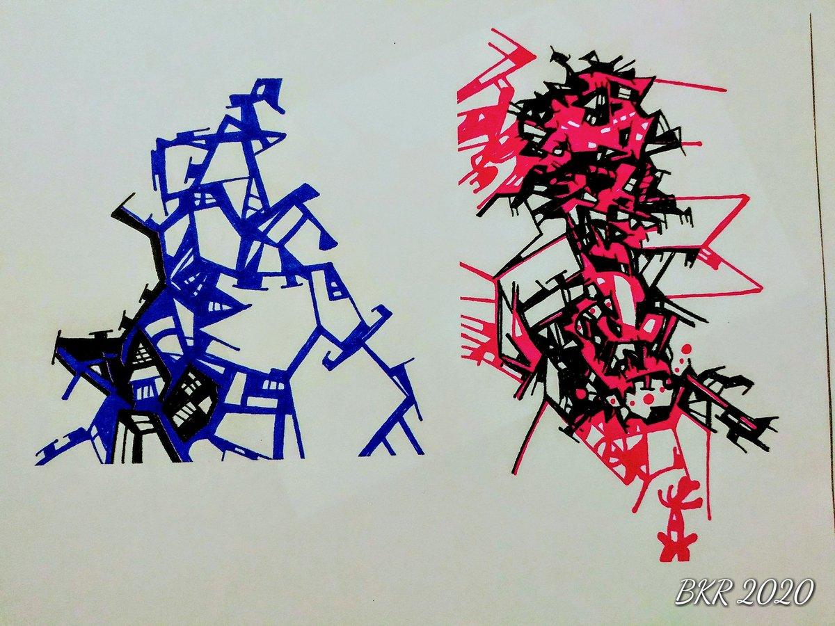 #cccartwork #cantcatchcreativity #drawing #abstractart #art #cartoonart #ArtistOnTwitter #abstract #surrealismart #surrealism #myartwork #trippy #trippyart #sorealart #cartoon #coolshit #artwork #lineart #INK #funky #seeking #incolor #sharpie #Creative #creepy #imagine #LookAtMepic.twitter.com/1ZBqPwBpE9