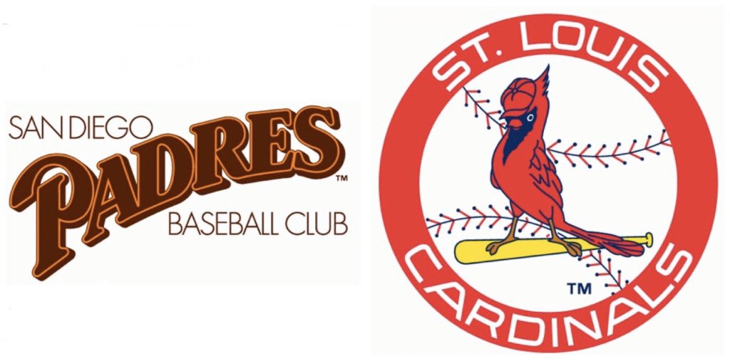 GAME THREAD 7/11/1985 #MLBAtHome  #StLCards (49-32) vs Mark Thurmond (3-6) and the defending NL champion SD Padres (48-37):  Vince-7 McGee-8 Herr-4 Clark-3 Landrum-9 Pendleton-5 Ozzie-6 Nieto-2 Tudor (9-7) https://t.co/fWZBepH4QK