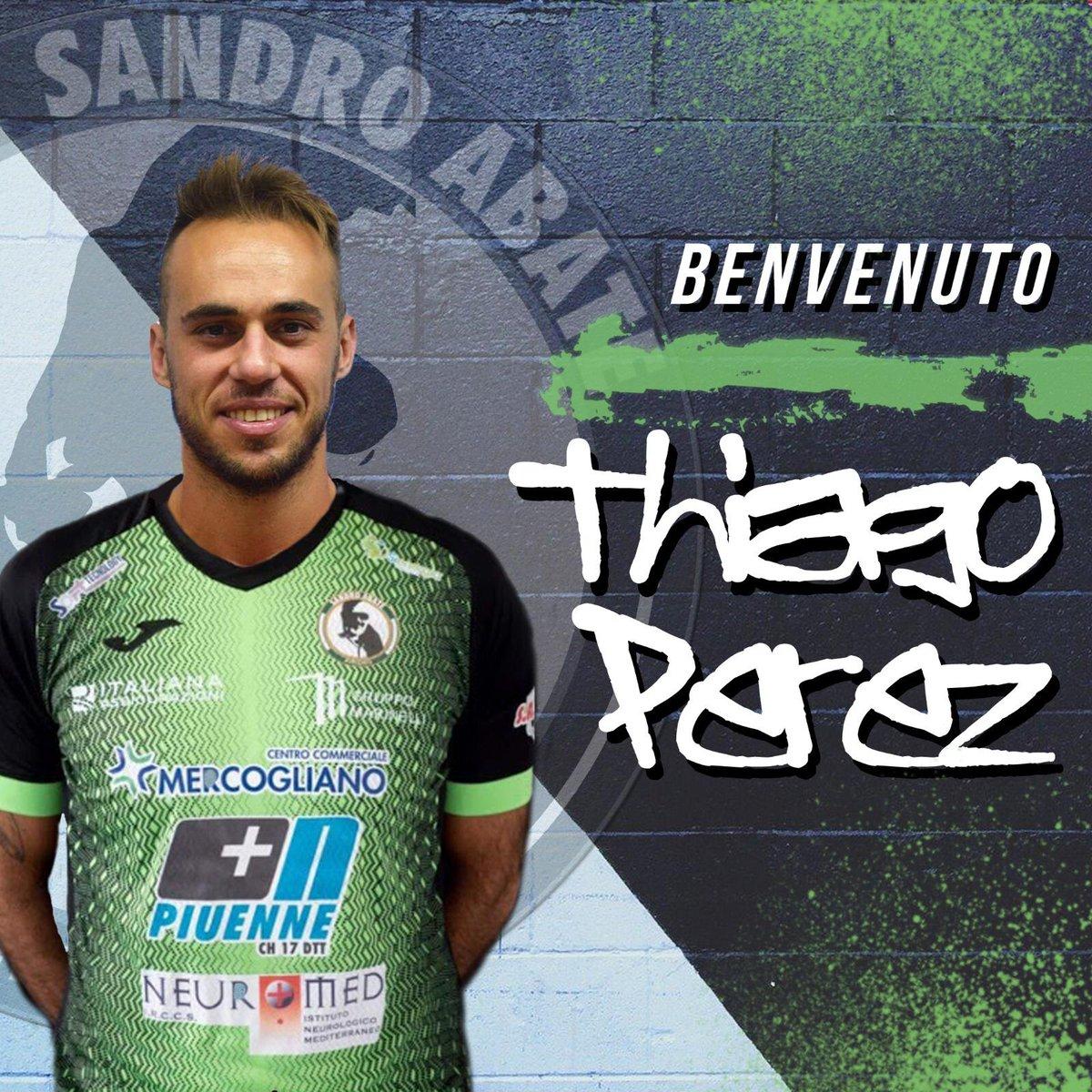 "Thiago Perez scopre #Avellino: ""Il @FiveAbate è già una realtà"" https://t.co/JmcATiwMDn #futsal #FutsalHeart https://t.co/MP0Dv3D3xG"