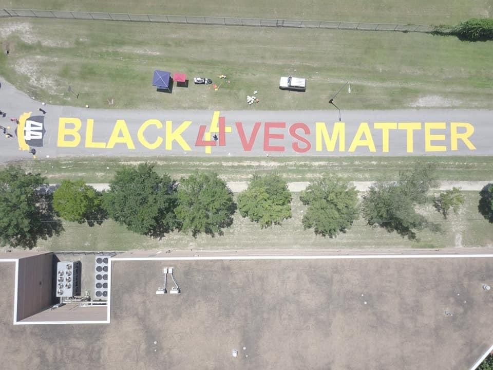 RT @curlsandcurves_: Acres Homes, Tx. #44 #BlackLivesMattters #JusticeforBreonnaTaylor https://t.co/fcIeTlm5BZ