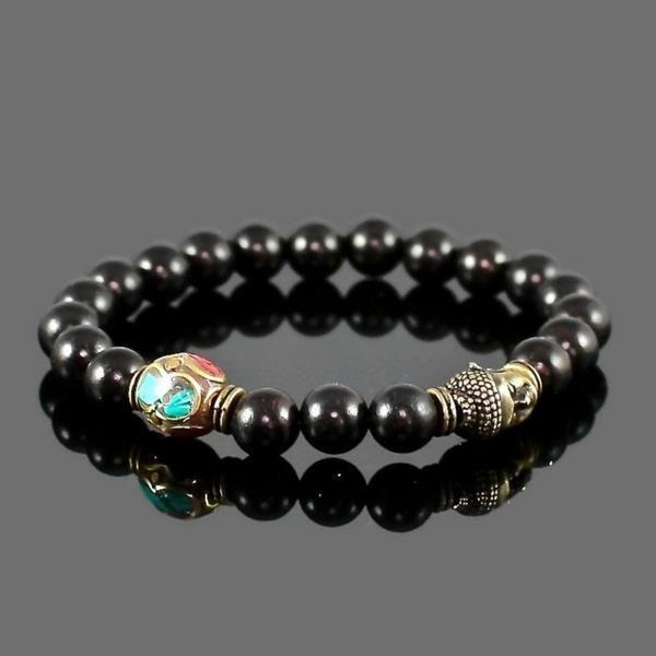 Black Sandalwood Tibetan Buddha Bracelet  https://buff.ly/3gIn0iH#tibetanjewelry #buddhabracelet #woodbeadbracelet #tmtinsta #yogalife #yogagirl @SympathyRTspic.twitter.com/xB08iyDqsO