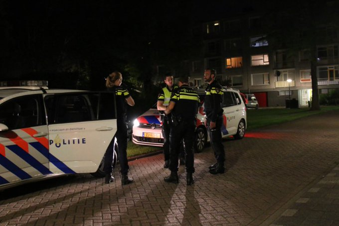 Veel politie inzet bij melding steekpartij Jongkindstraat https://t.co/LpQZR6NYcK https://t.co/R4dSFTwCC1