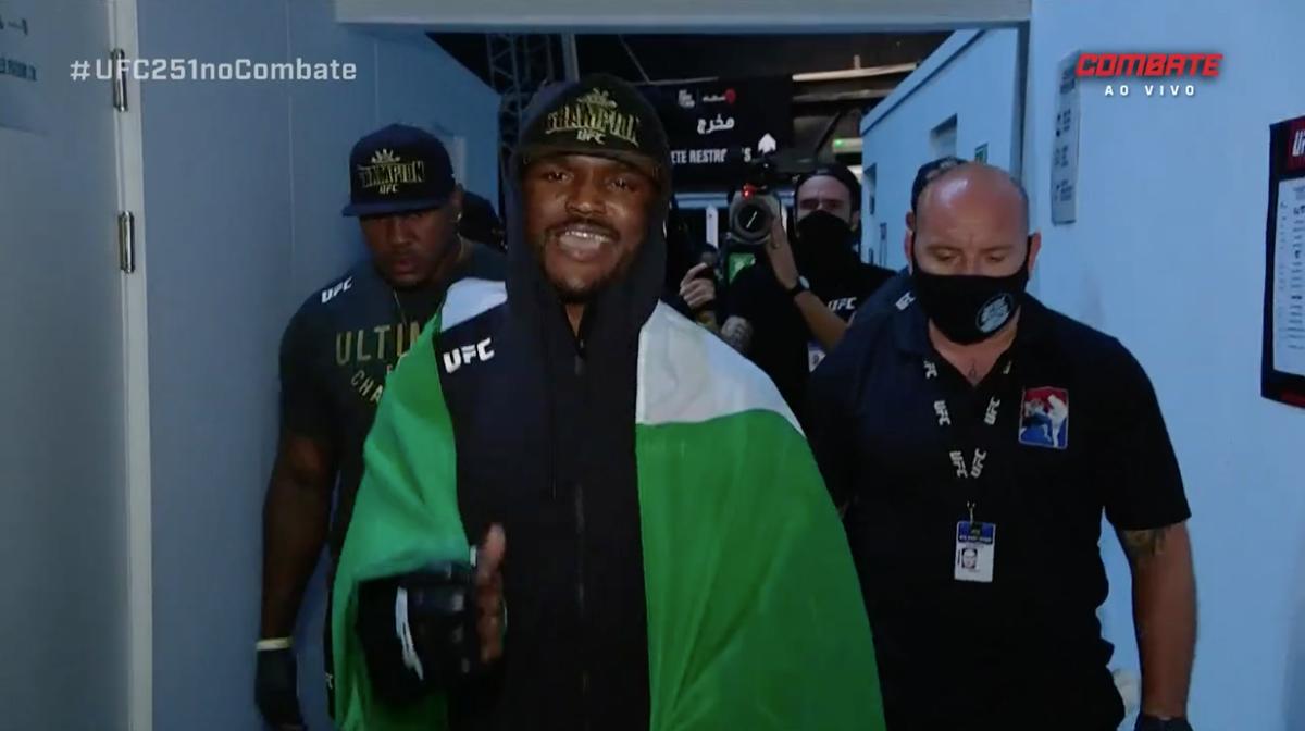 O Kamaru Usman vai manter o cinturão? Sim ou não?  Acompanhe o UFC 251, AO VIVO, na tela do Combate! Aproveite a promoção e assine já! https://t.co/jo5s94nlNU #UFC251noCombate https://t.co/DSwQlEC9Q9