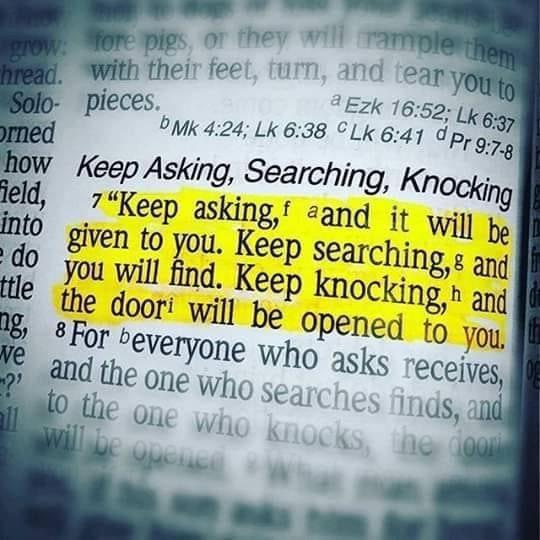I will not get tired Lord. #PrayerWarrior pic.twitter.com/MvATXAh9kZ