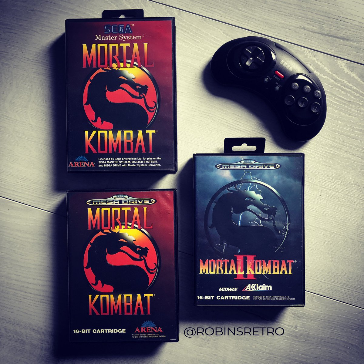 What was the first #MortalKombat game you ever played?  #MortalKombat11 #SegaGenesis #gamingpic.twitter.com/aTfDkhT7Y7