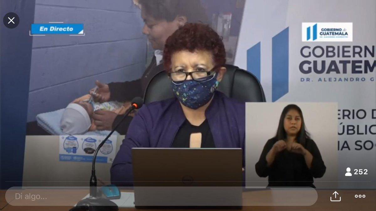 test Twitter Media - #AHORA La ministra de Salud, Amelia Flores, expresa que en la temática de COVID-19 se ha trabajado estrechamente con la Coprecovid. https://t.co/zrMiD4tCc9