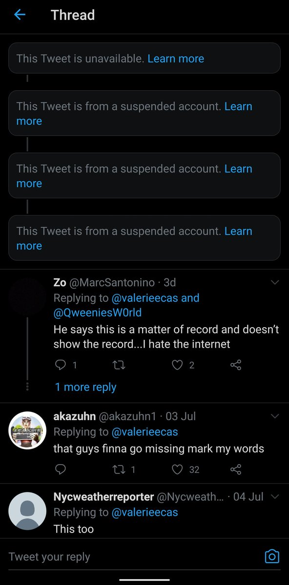 *Update on this thread*  video detailing #Adrenochrome has been deleted. Several accounts suspended. https://t.co/BSOSMFIk6U