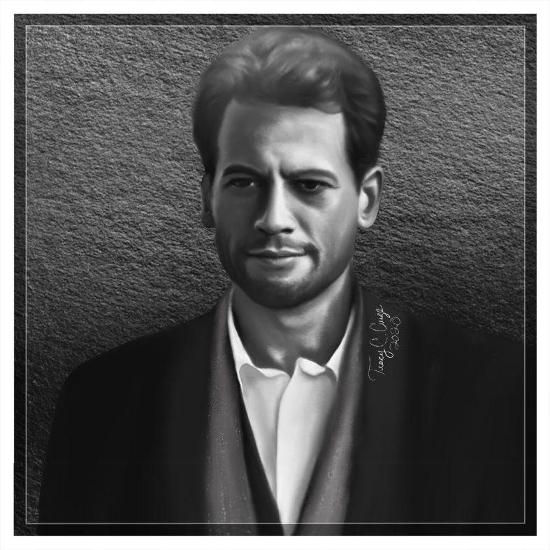 #graphite #charcoal #drawing of @ioangruffudd as #drhenrymorgan on #forever #ioangruffudd #drawings #artwork #graphitedrawing #graphiteart #charcoaldrawing #charcoalart #fantastic4 #marvel #marvellegends #marveluniverse  #marvelmovies #horatiohornblower #liar  #kingarthurpic.twitter.com/oeFS5Q3zJQ