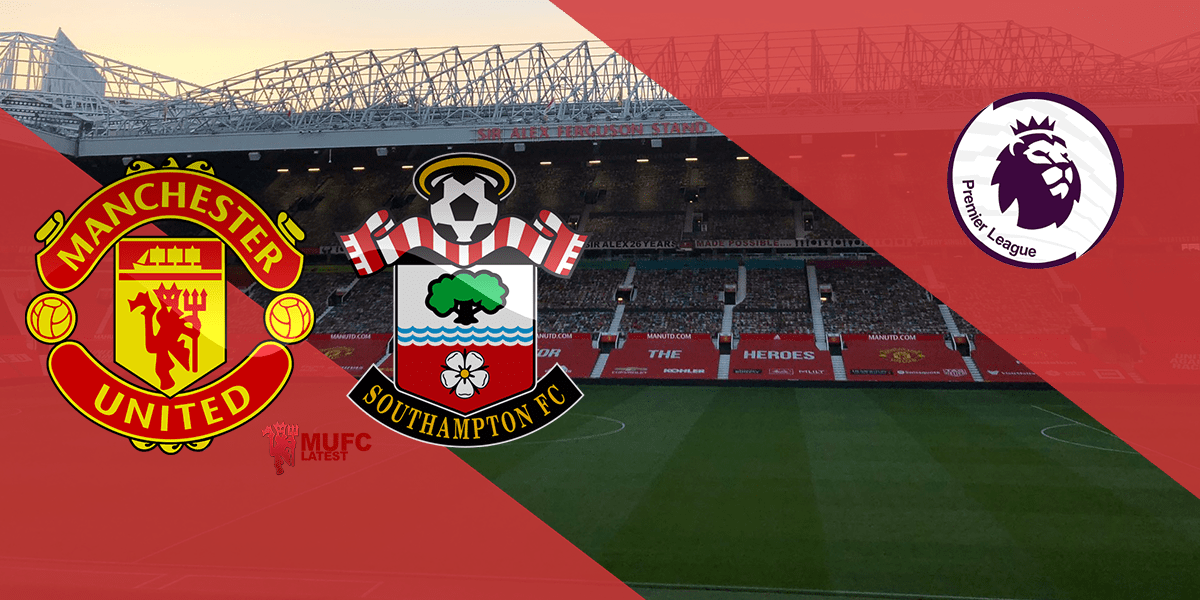 Preview: Ole Gunnar Solskjaer to keep the same team for fifth match as Manchester United tasked to beat the Saints https://t.co/3KNWAniKhs #United #RedDevils #MUFC #ManUTD https://t.co/tBCGyZNjRw