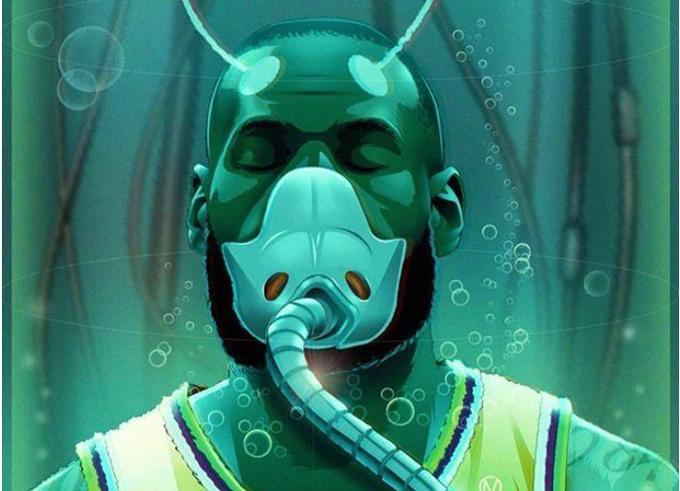 最後的警告!詹姆斯曬圖霸氣發聲:摧毀所有擋在我面前的人!-黑特籃球-NBA新聞影音圖片分享社區