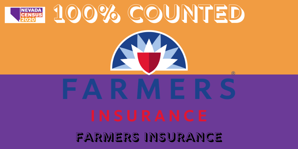 Congrats to Fernley's Farmers Insurance for achieving a full count in the #2020Census!    Together you brought in $60,000 in federal funding that will go to support our children's learning programs, libraries, and schools.  Go to https://t.co/HFbgUbLvKy! https://t.co/36OCBQ5Kh2