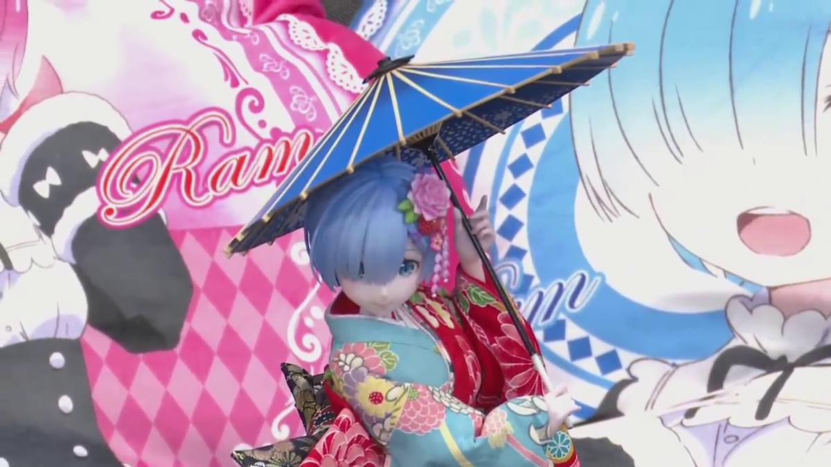 人形 レム 日本